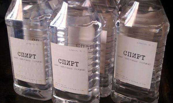 Спирт является наименее токсичным летучим соединением, однако срок его действия невелик