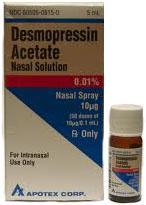 десмопрессин
