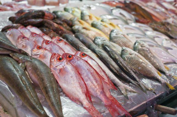 Сырая рыба