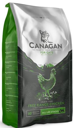 Для кошек Canagan Free-Run Chicken